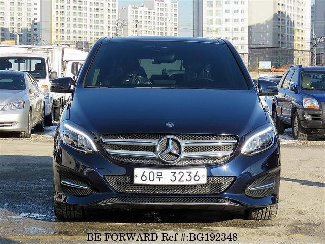 Used 2018 MERCEDES-BENZ B-CLASS BG192348 for Sale