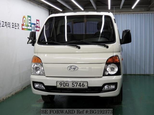 Used 2012 HYUNDAI PORTER BG192373 for Sale