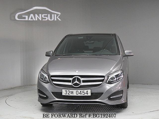 Used 2016 MERCEDES-BENZ B-CLASS BG192407 for Sale