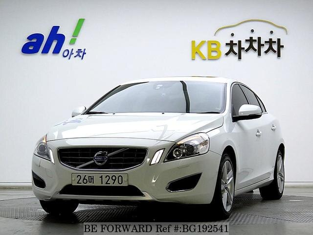 Used 2011 VOLVO S60 BG192541 for Sale