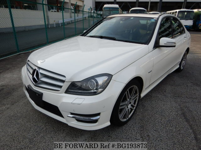 Used 2012 MERCEDES-BENZ C-CLASS BG193873 for Sale
