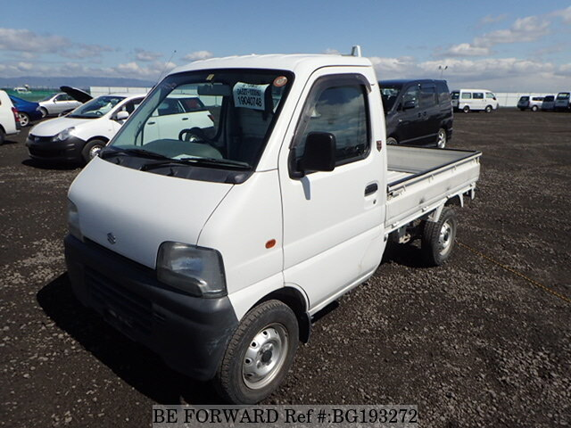 Used 1999 SUZUKI CARRY TRUCK BG193272 for Sale