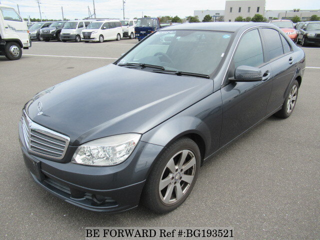 Used 2010 MERCEDES-BENZ C-CLASS BG193521 for Sale