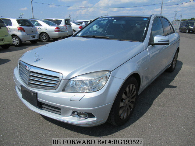 Used 2010 MERCEDES-BENZ C-CLASS BG193522 for Sale