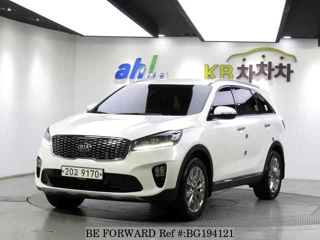 Used 2018 KIA SORENTO BG194121 for Sale