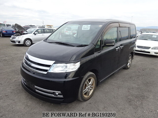 Used 2006 NISSAN SERENA BG193259 for Sale
