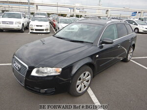 Used 2006 AUDI A4 BG193810 for Sale