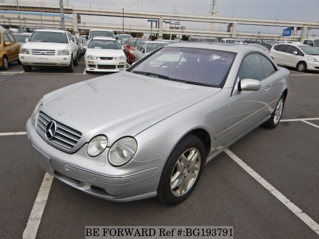 Used 2000 MERCEDES-BENZ CL-CLASS BG193791 for Sale