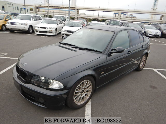 Used 2000 BMW 3 SERIES BG193822 for Sale