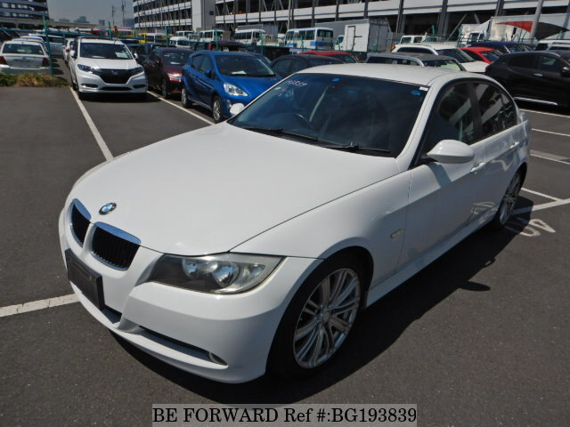 Used 2005 BMW 3 SERIES BG193839 for Sale