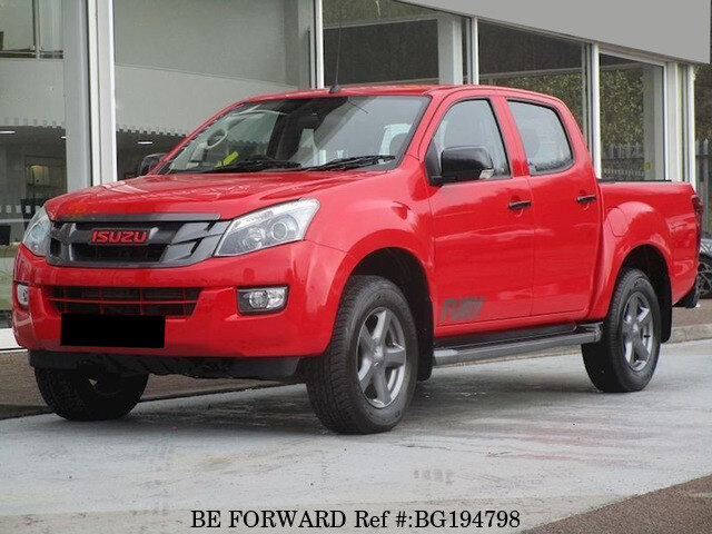 Used 2017 ISUZU D-MAX BG194798 for Sale