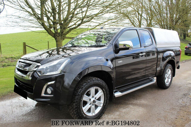 Used 2017 ISUZU D-MAX BG194802 for Sale