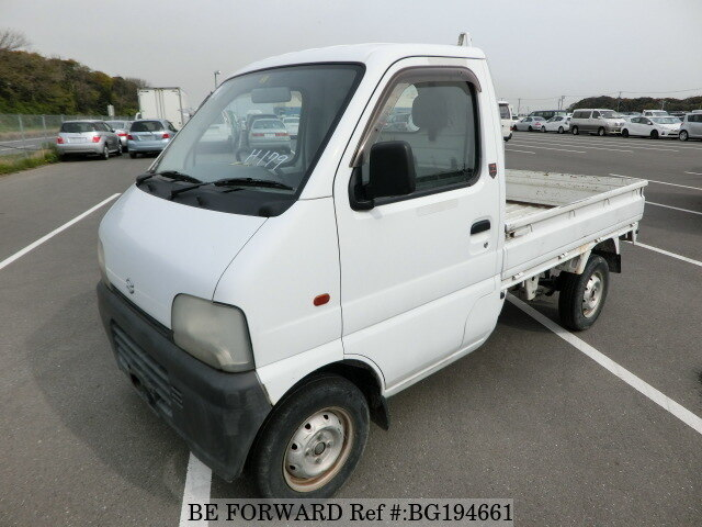 Used 1999 SUZUKI CARRY TRUCK BG194661 for Sale