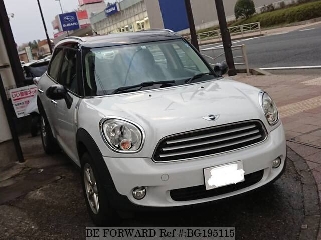 Used 2012 BMW MINI BG195115 for Sale