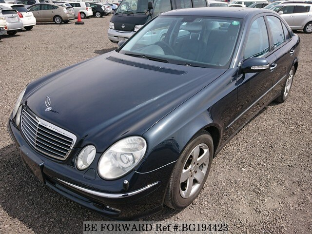 Used 2002 MERCEDES-BENZ E-CLASS BG194423 for Sale
