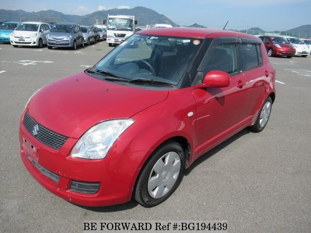 Used 2008 SUZUKI SWIFT BG194439 for Sale