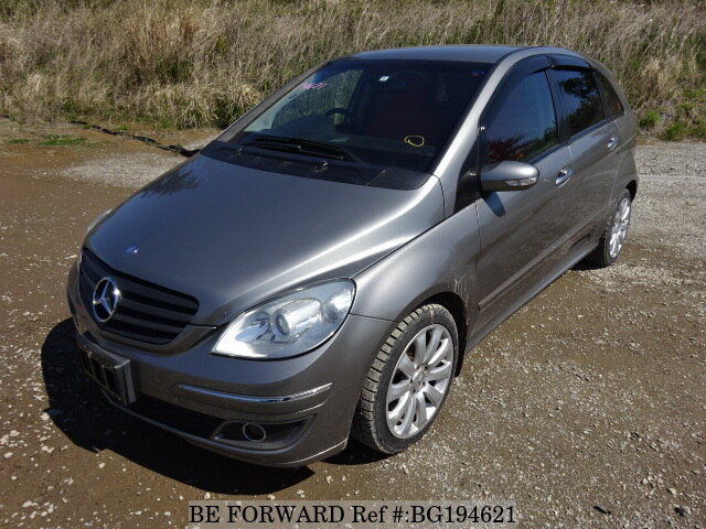 Used 2008 MERCEDES-BENZ B-CLASS BG194621 for Sale