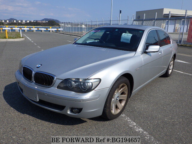 Used 2007 BMW 7 SERIES BG194657 for Sale