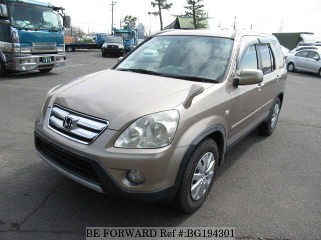 Used 2005 HONDA CR-V BG194301 for Sale