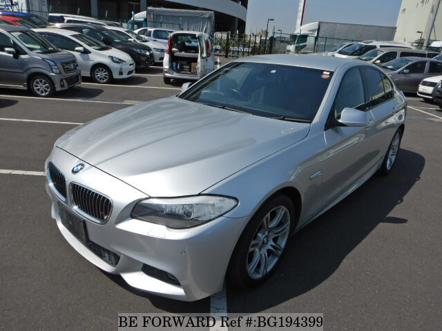 Used 2012 BMW 5 SERIES BG194399 for Sale