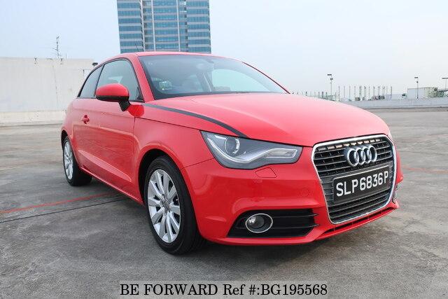 Used 2011 Audi A1 Tfsi Turbo For Sale Bg195568 Be Forward