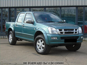 Used 2004 ISUZU RODEO BG195680 for Sale