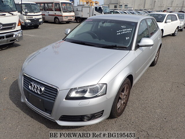 Used 2010 AUDI A3 BG195453 for Sale