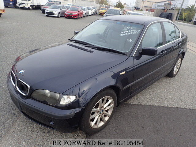 Used 2004 BMW 3 SERIES BG195454 for Sale