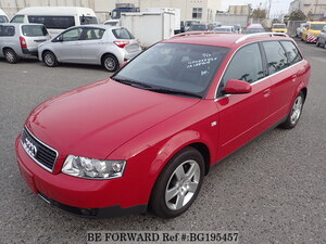 Used 2002 AUDI A4 BG195457 for Sale
