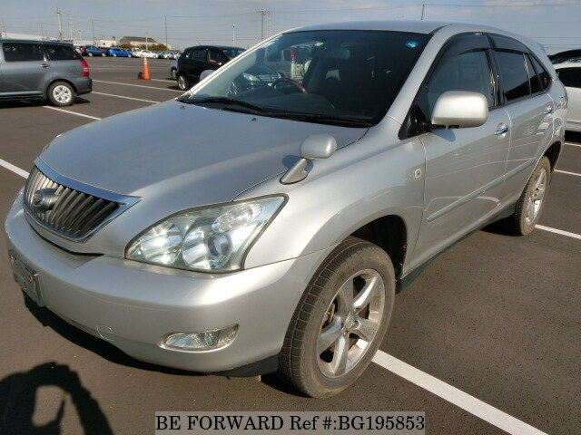 Used 2007 TOYOTA HARRIER BG195853 for Sale