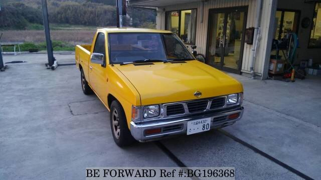 Used 1993 NISSAN DATSUN PICKUP/T-D21 for Sale BG196368 - BE