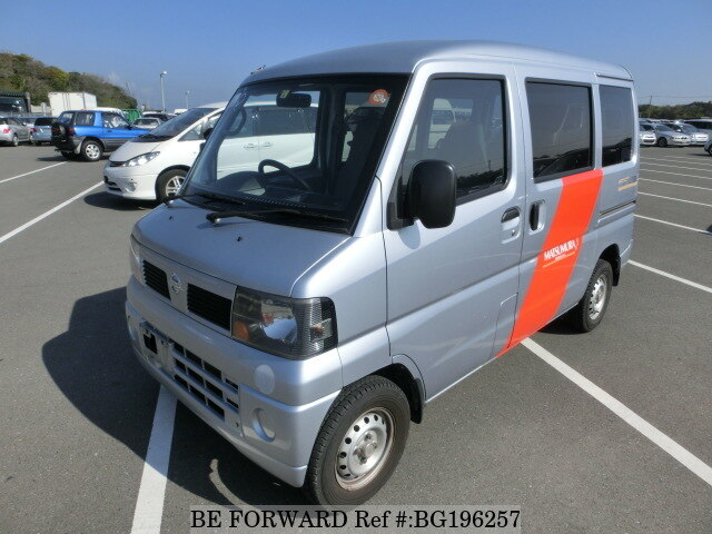 Used 2009 NISSAN CLIPPER VAN BG196257 for Sale