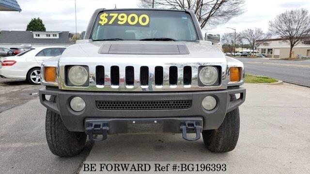Hummer H3t For Sale >> Used 2006 Hummer H3 V5 For Sale Bg196393 Be Forward