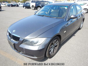Used 2007 BMW 3 SERIES BG196193 for Sale