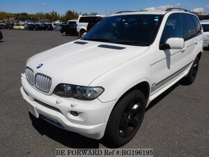 Used 2004 BMW X5 BG196195 for Sale