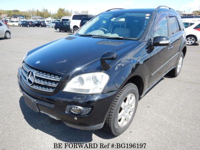 Used 2006 MERCEDES-BENZ M-CLASS BG196197 for Sale