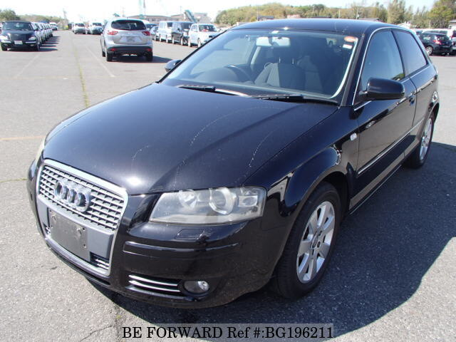 Used 2006 AUDI A3 BG196211 for Sale