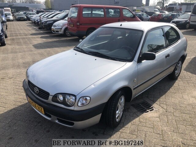 Used 2001 TOYOTA COROLLA BG197248 for Sale