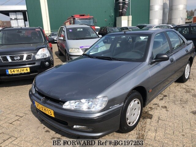 Used 1999 PEUGEOT 406 BG197253 for Sale