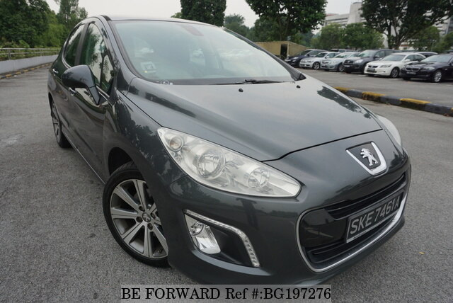Used 2012 Peugeot 308  Allure-turbo For Sale Bg197276