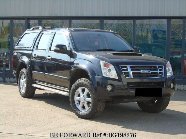 Used 2007 ISUZU RODEO BG198276 for Sale
