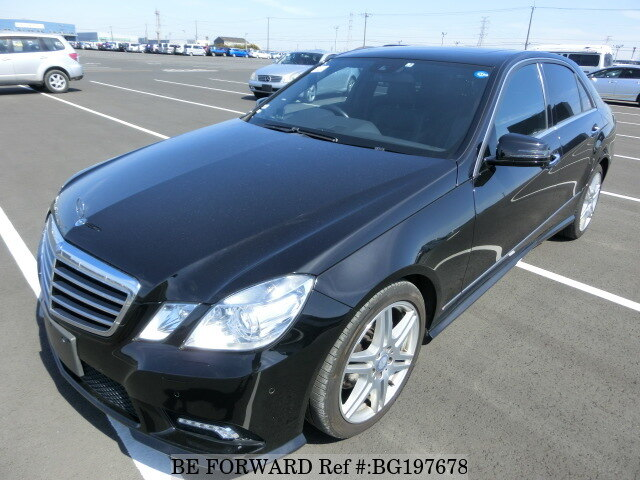 Used 2011 MERCEDES-BENZ E-CLASS BG197678 for Sale
