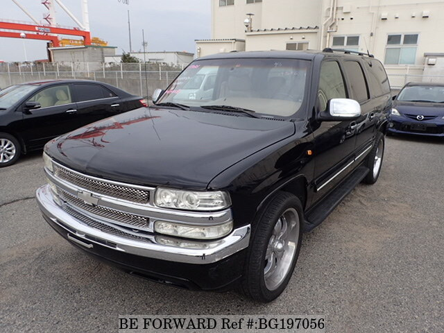 Used 2004 CHEVROLET SUBURBAN BG197056 for Sale