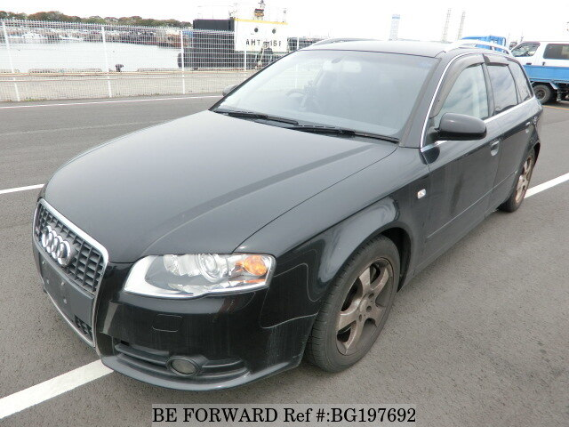 Used 2007 AUDI A4 BG197692 for Sale