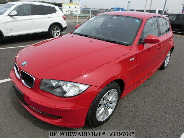 Used 2009 BMW 1 SERIES BG197695 for Sale