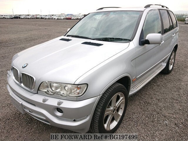 Used 2002 BMW X5 BG197499 for Sale