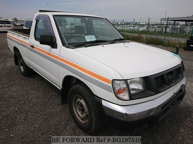 efe9f63f5b337f Used 2002 NISSAN DATSUN TRUCK DX GC-PD22 for Sale BG197510 - BE FORWARD