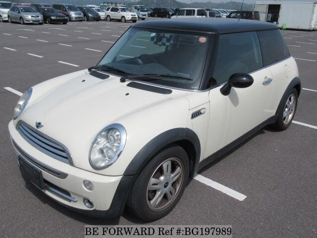 Used 2006 BMW MINI BG197989 for Sale