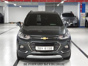 Used 2017 CHEVROLET TRAX BG199192 for Sale