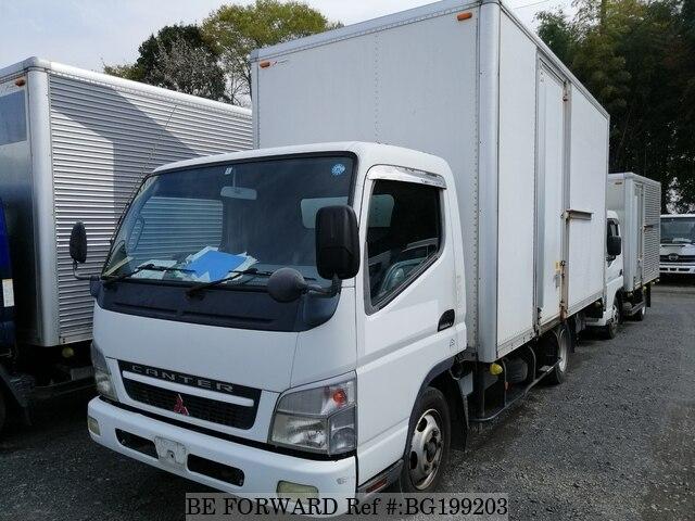 Compre um Mitsubishi Fuso Canter de 2007 usado a venda - SmartMotors